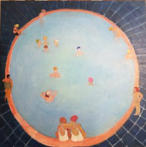 Ladies Day at the Budapest Baths